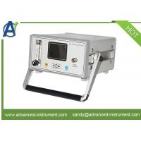 China SF6 Moisture,Purity,and Decomposition Testing Portable SF6 Gas Test Unit on sale