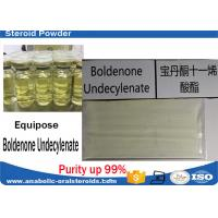 Best Bodybuilding Boldenone Steroid Boldenone Undecylenate / EQ / Equipoise No Side Effect wholesale