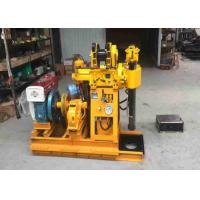Cheap 150 Meter Soil Test Drilling Machine Equipped for Soil Sampling for sale