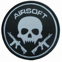 Best Machine Custom Woven Patches Laser Cut Border For Cap And Clothing wholesale