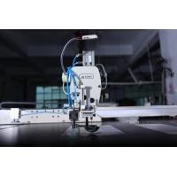 China Clothing Industrial Single Needle Sewing Machine AC Servo Motor 550W on sale