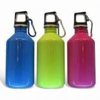 Best Water Bottles, Made of Stainless Steel, Customized Colors are Accepted wholesale