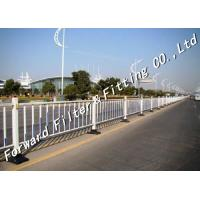 Best Road Isolation Guard Rail Or Bar PVC Coated Fence For Separation wholesale