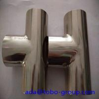 China 304 / SUS304 / UNS S30400 Stainless Steel Tee Equal / Reducer Tee Size 1-48inch on sale
