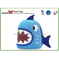 Buy cheap 3D Sharp Children School Bags Comfortable Shockproof For Camping from wholesalers