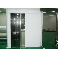 Best Hidden Automatic Air Shower Tunnel , Air Shower System For Class 100 Clean Room wholesale