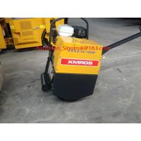 China Ride On Small Road Work Equipment Vibratory Roller XMR403 4 Ton Double Drum Roller on sale