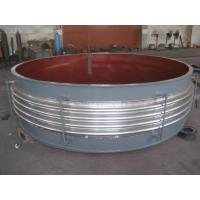 Best Flange Type Pipe Expansion Joint / SS Expansion Bellow CE ISO9001 Certification wholesale