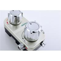 """Best Male Thermostatic Mixing Valve G1/2"""" Ceramic Champagne For Hotel Winehouse wholesale"""