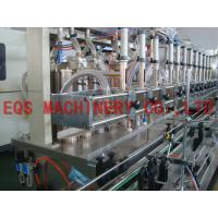 China 4000BPH 1L PET Bottle Oil Filling Machine 3 Phase 380V with Frequency Converter on sale
