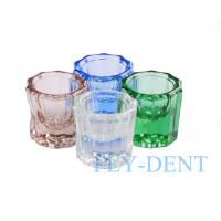 Best Multi-Purpose GLASS DAPPEN DISH for dental, tattoo or nail spa New wholesale