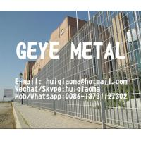 Best Welded Steel Bar Grating Fences, Architectural Fence Gratings Screen, Green Wall Metal Grilles wholesale