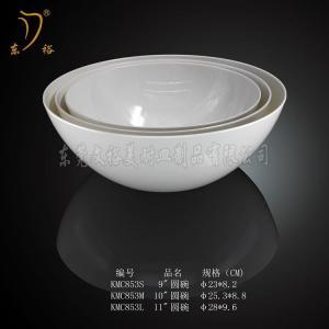 Best BEST SELLER melamine bowl & melamine salad bowl / melamine SOUP bowl set Melamine Ware wholesale