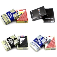 Best Black Core Playing Adult Card Games 250gsm C1S Tuck Poker Box For Primary Game wholesale