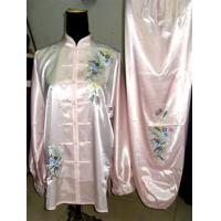 Best the latest women kungfu clothing with flowers wholesale