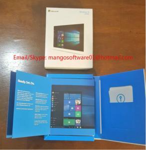 Cheap Lifetime Warranty Windows 10 Pro Retail Box Home 64 Bit Usb Coa / License For for sale