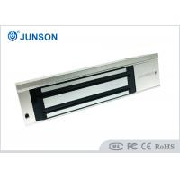 China 600Lbs / 280kg Fail Secure Mgnetic Locks For Glass Doors , Strong Tension on sale