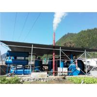 China automatic waste tyre recycling machine to oil pyrolysis plant with CE ISO on sale