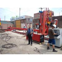 Best Automatically Big Pole Pipe Making Machine / Pipe Close And Welding Machine wholesale