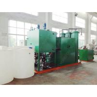 Best Air Flotation Type Waste Water Treatment System For Plastic Recycling Machine Line wholesale