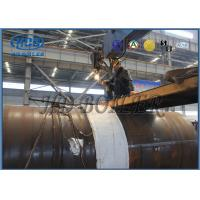 China Carbon Steel Power Plant CFB Boiler Steam Drum / High Pressure High Temperature Drum on sale