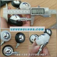 China universal caster wheels used on glass processing machine on sale