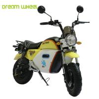 Best Graphene Battery Electric Motor Scooters For Adults , 25-32km / H Speed wholesale