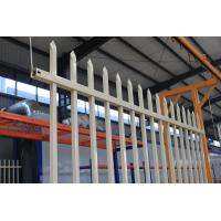 Best High security fence/Tubular steel security fencing/Australia commercial fencing wholesale