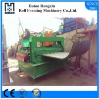 Best Hydraulic Roofing Sheet Crimping Machine Cr12 Cutting System Quenching Treatment wholesale