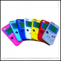 Best Gameboy Type Silicone Case Cover for iPhone 5--P-Iph5so004 wholesale