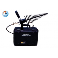 Buy cheap 90 Degree Jamming Angle Portable drone Frequency Jammer 0.9GHz-5.8GHz Jamming from wholesalers