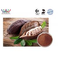 Best Healthy Care Cocoa Bean Extract Theobromine And Polyphenols Lower Blood Pressure wholesale