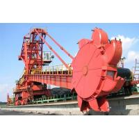 China Cantilever Bucket-wheel Stacker Reclaimer  Stack Capacity: 450-1500t/h Reclaim Capacity: 200-8000t/h on sale