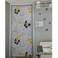 Best Recyclable Without Radiant Metallic Decorative Plate Ecotypic Doors Use Hidden Hinges wholesale