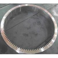 Planetary Gear Steel Ring Forging Diameter 3M For Wind Turbine Machinery