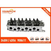 Complete Cylinder Head For MITSUBISHI Pajero  L300 valve just out form the main surfece level 4D56 908611