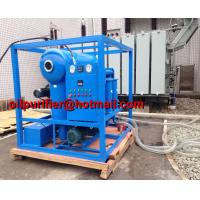 China vacuum transformer oil filter machine,transformer oil dehydration machine,degassing, purification solutions, oil cleaner on sale