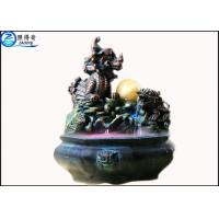 Best Water Fountain Waterscape Decoration Kirin Turtle Life Feng Shui Wheel Home Decor Crafts wholesale