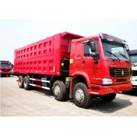 Best Sinotruk Howo 50 Ton Dump Truck For Construction And Mineral Material Transportation wholesale