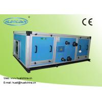 Best Ceiling Type 8 Rows Air Handling Units Use For Commercial With Chilled And Hot Water wholesale