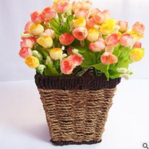 Best Weved Beautiful Flower Basket wholesale