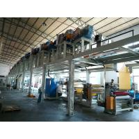 China 1450mm Web Width Paper Coating Equipment / Fast Speed Paper Coating Line on sale