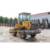 Best Mini Articulated Wheel Loader T915L With Pallet Fork ISUZU Strengthen Axles wholesale