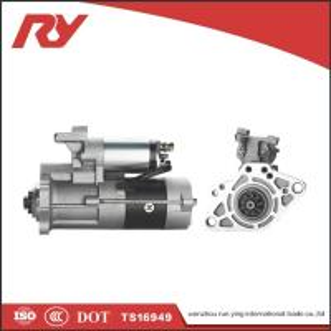 Best 12V 2.5KW 9T Electric Motor Mitsubishi Starter Motor M2T61771 4D30 4DR5 4DR7 wholesale