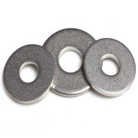 Best DIN9021 Flat Lock Washer For Fastener Bolts / Structural Washer , Circular Shape wholesale