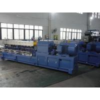 Compounding parallel co-rotation twin screw extruder