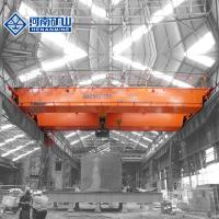 China A5-A6 Working Class Double Girder Bridge Crane with Hook China Manufacturer Price on sale