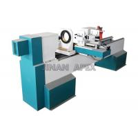 Best Horizontal Spindles CNC Wood Turning Lathe Machine DSP Control System For Wood Carving wholesale