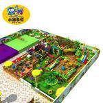Best Preschool Kids Indoor Playground Equipment PVC Foam Wooden Material wholesale