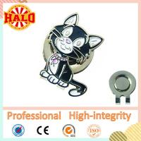 Buy cheap Personalised Custom Made Golf Gift Fashion Cap Clip With Maker from wholesalers